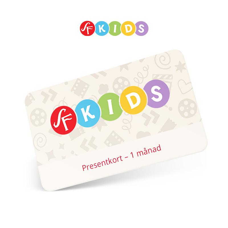 SF Kids 1 månad