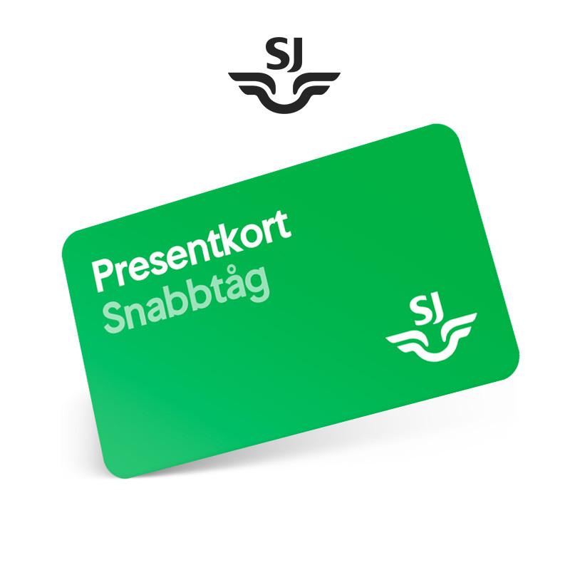 SJ Fribiljett snabbtåg