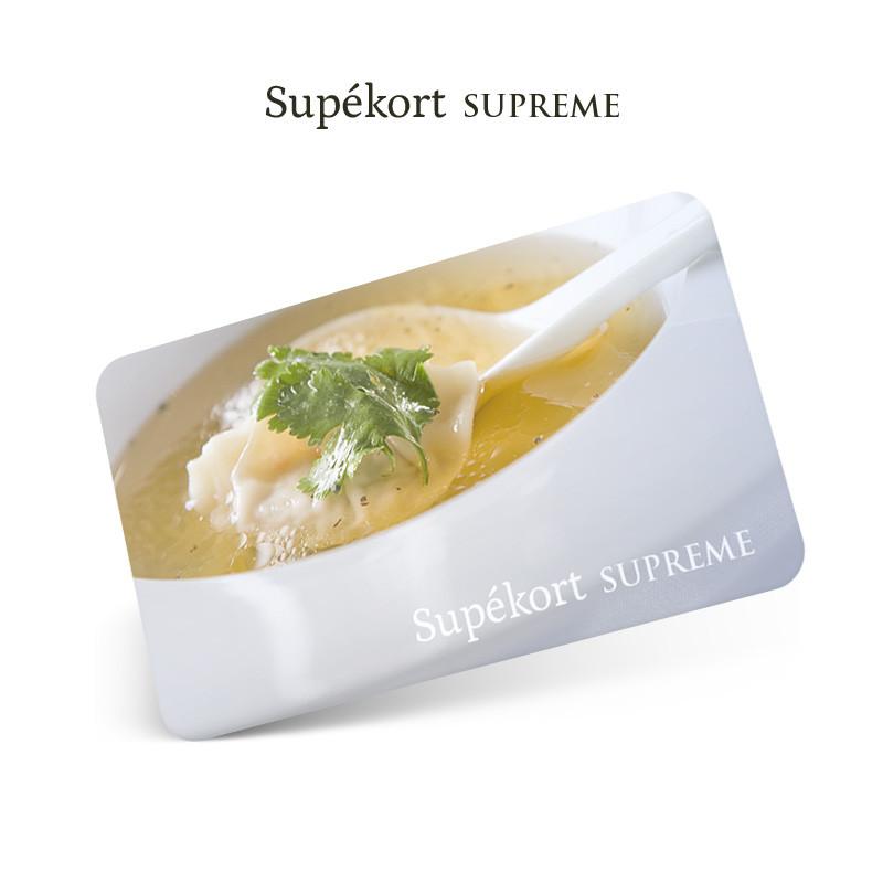 Supékort Supreme