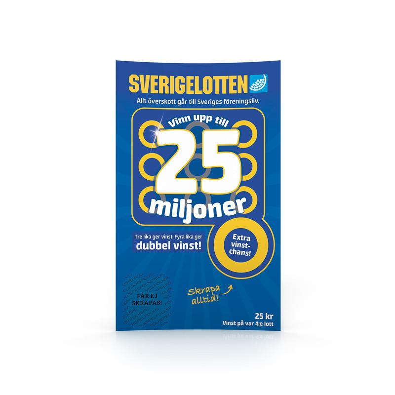 Sverigelotten - Digital