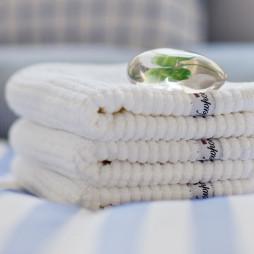 Håndklær Fisher Island hvite