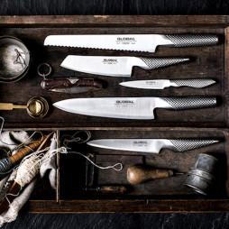 Knivsett 5 deler