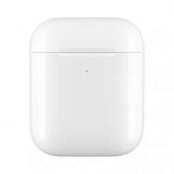 AirPods med trådløst ladeetui