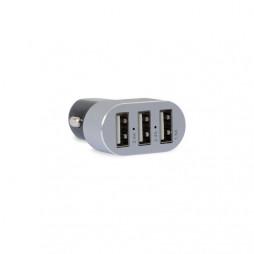 Biladapter USB x 3