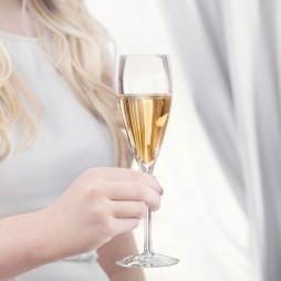 More Champagneglass 4-pakk
