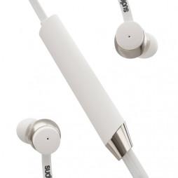 ELVA hodetelefoner, sølv