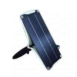 Crocodile solar panel with powerbank