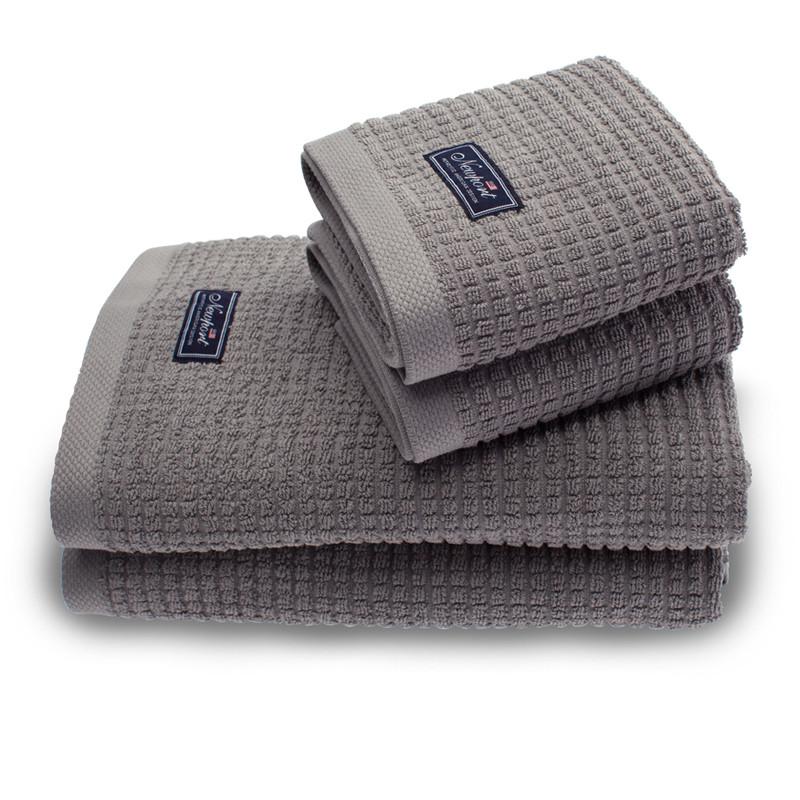 Håndklær Fisher Island grå