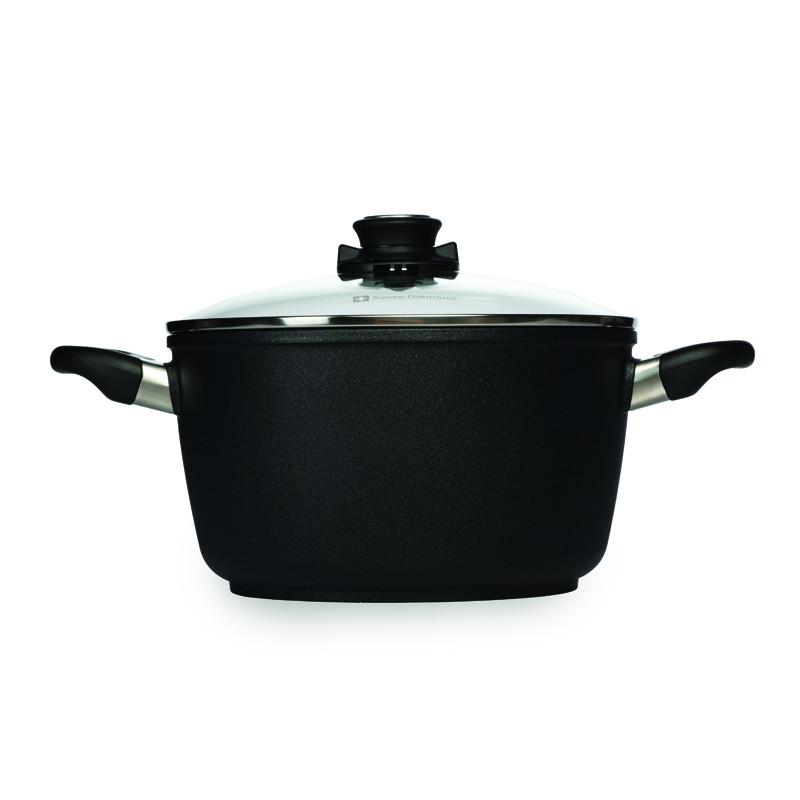 XD suppekasserolle med lokk 5,5 L
