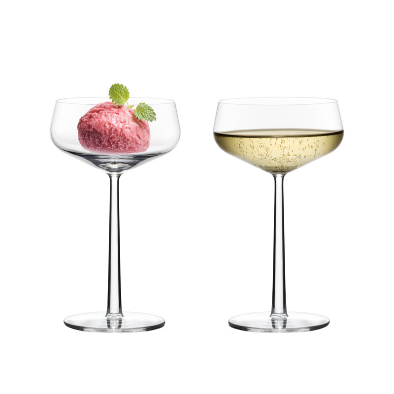 Essence cocktail/dessertskål 2-pakk