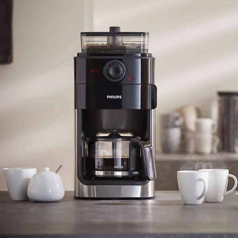 Kaffemaskin Grind & Brew HD7767/00