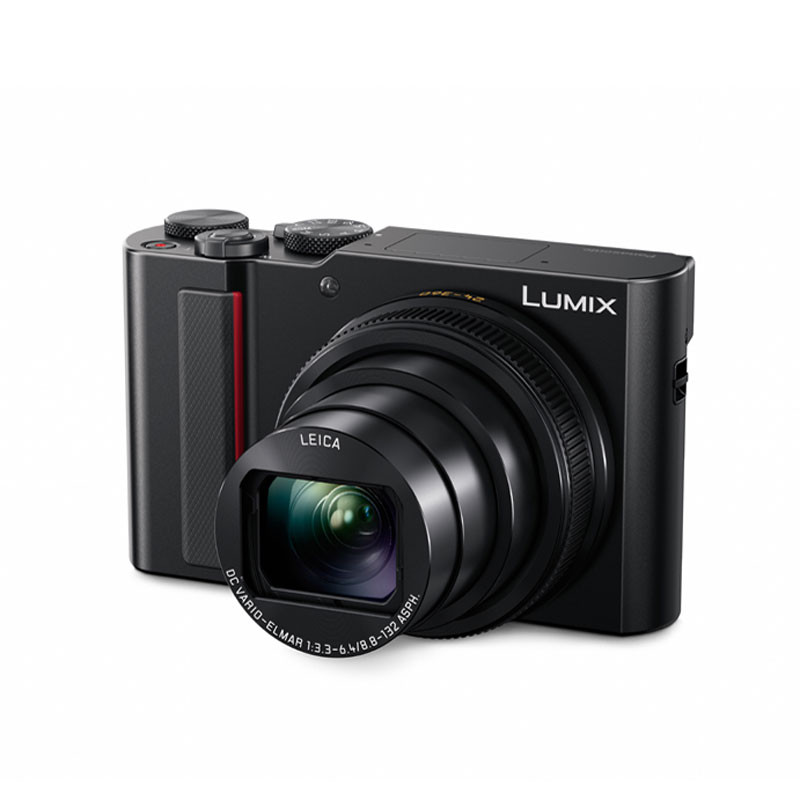 Lumix Kompaktkamera DC-TZ200EP-K