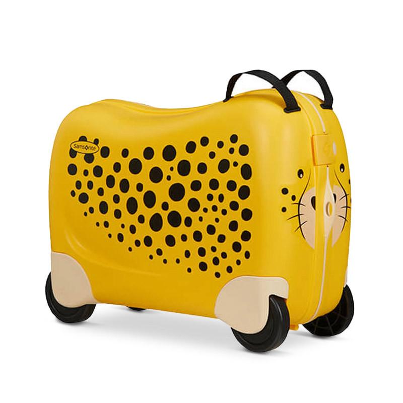 Dream Rider koffert cheetah