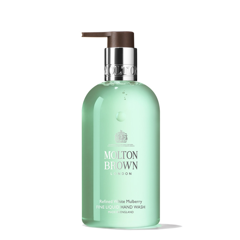 Hand Wash, Refined White Mulberry Fine Liquid