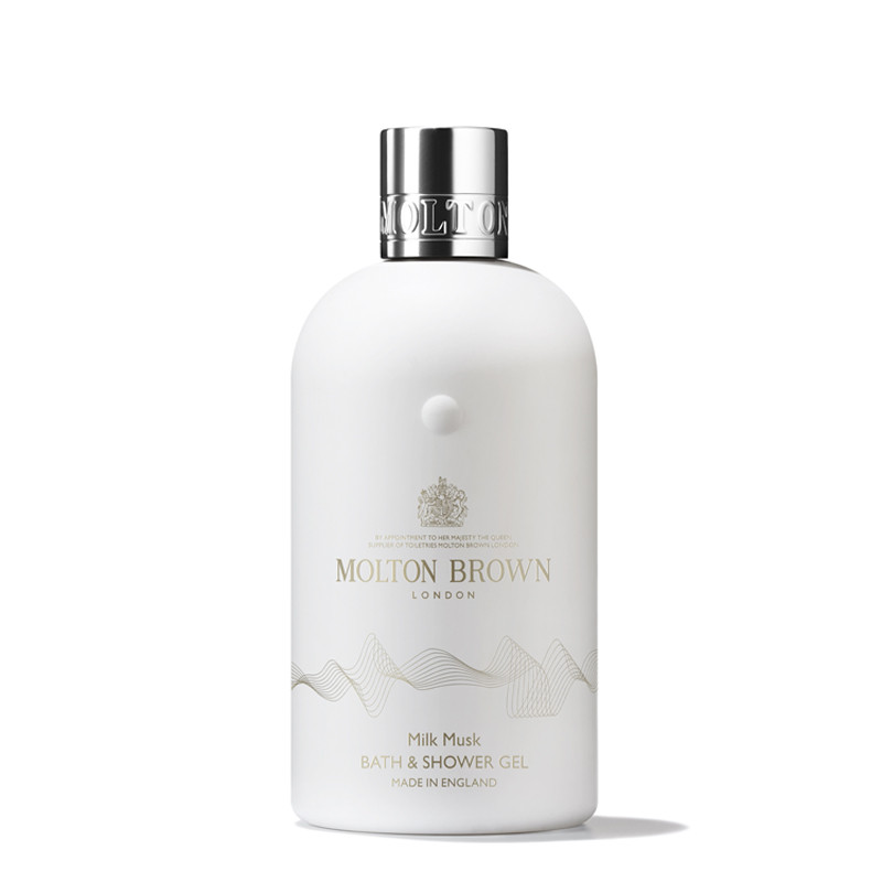 Bath & Shower Gel, Milk Musk