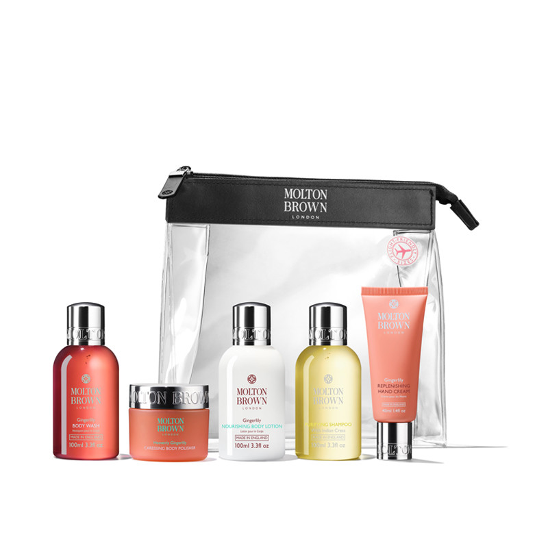 Women's Travel Luxuries Set