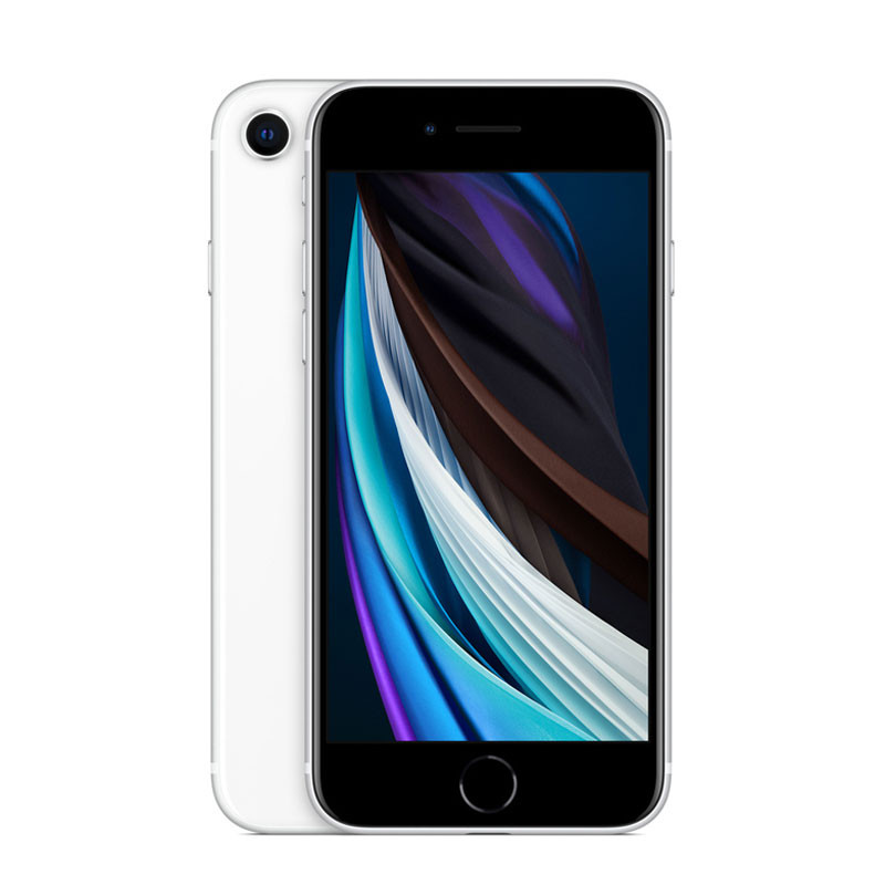 iPhone SE 64Gb Ulåst Hvit