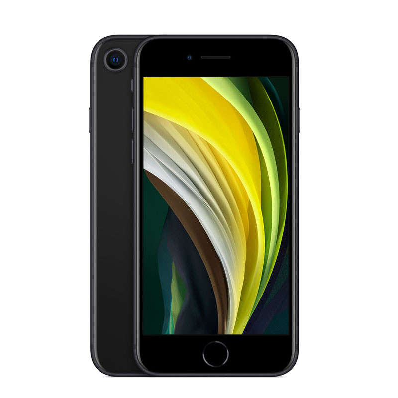 iPhone SE 256Gb Ulåst Svart