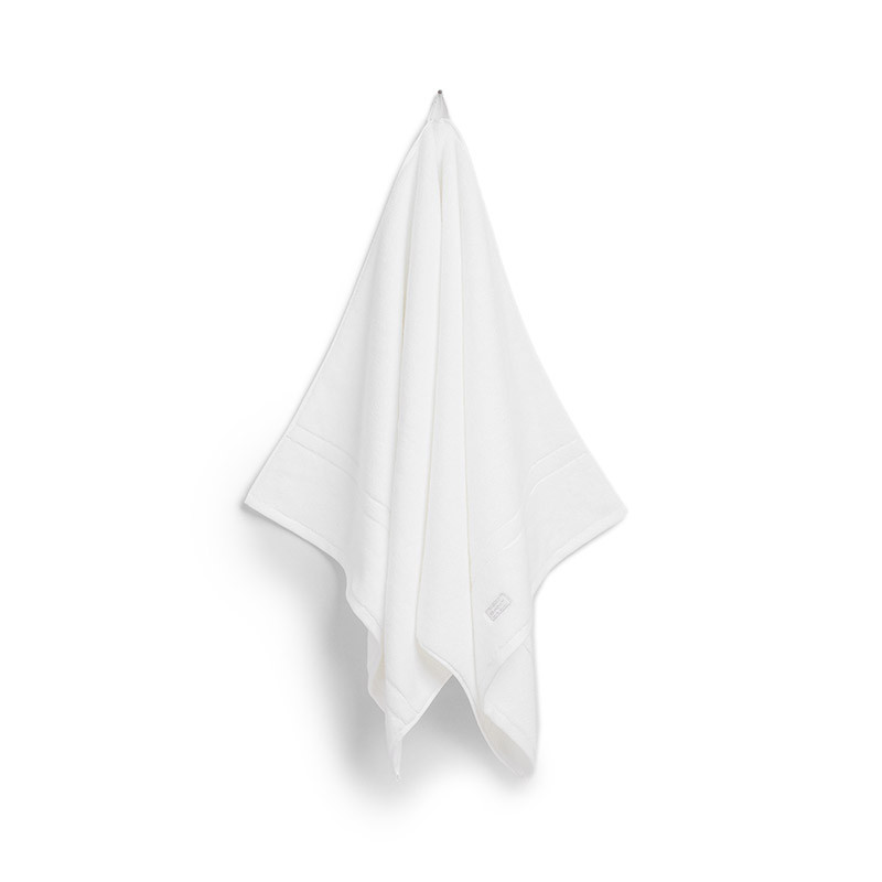 Organic Premium dusjhåndkle hvit