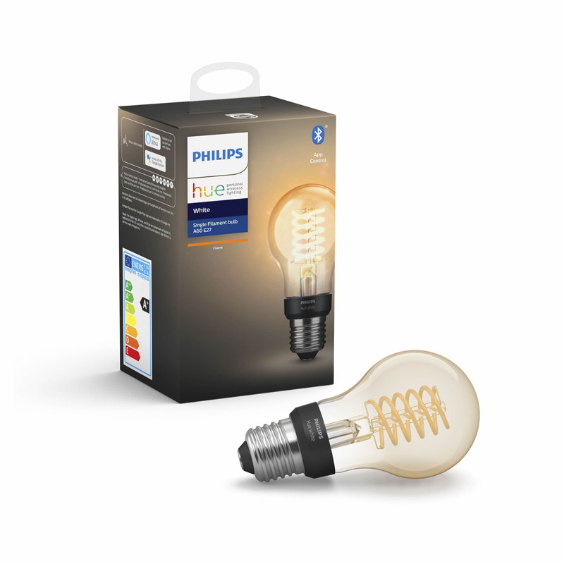 HueW xW Fil A60 E27 EU Lampa