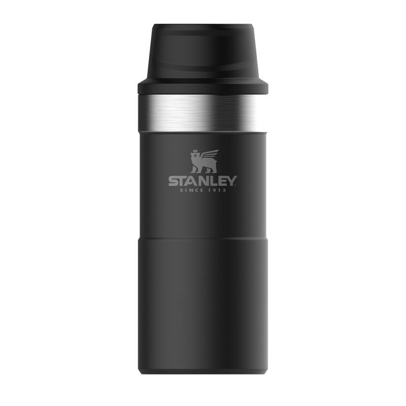The Trigger-Action Travel Mug 0.35L, svart