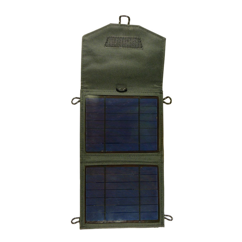 Tiger solar cell charger