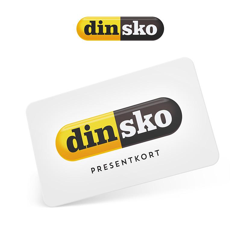 Gavekort Dinsko