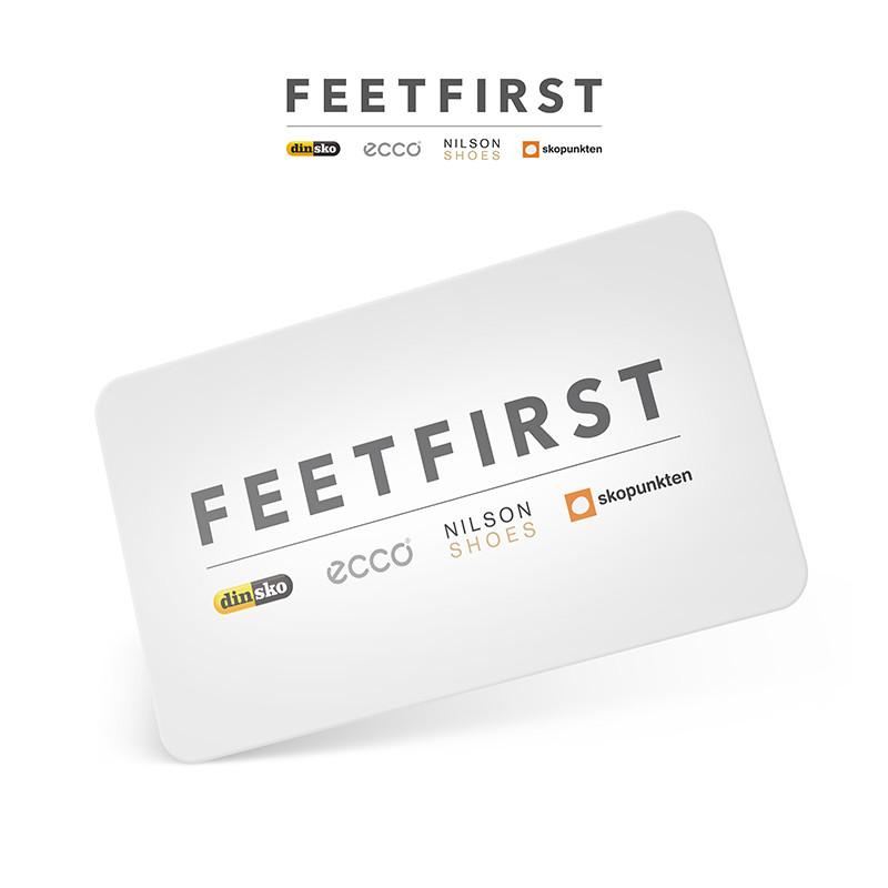 Gavekort Feetfirst