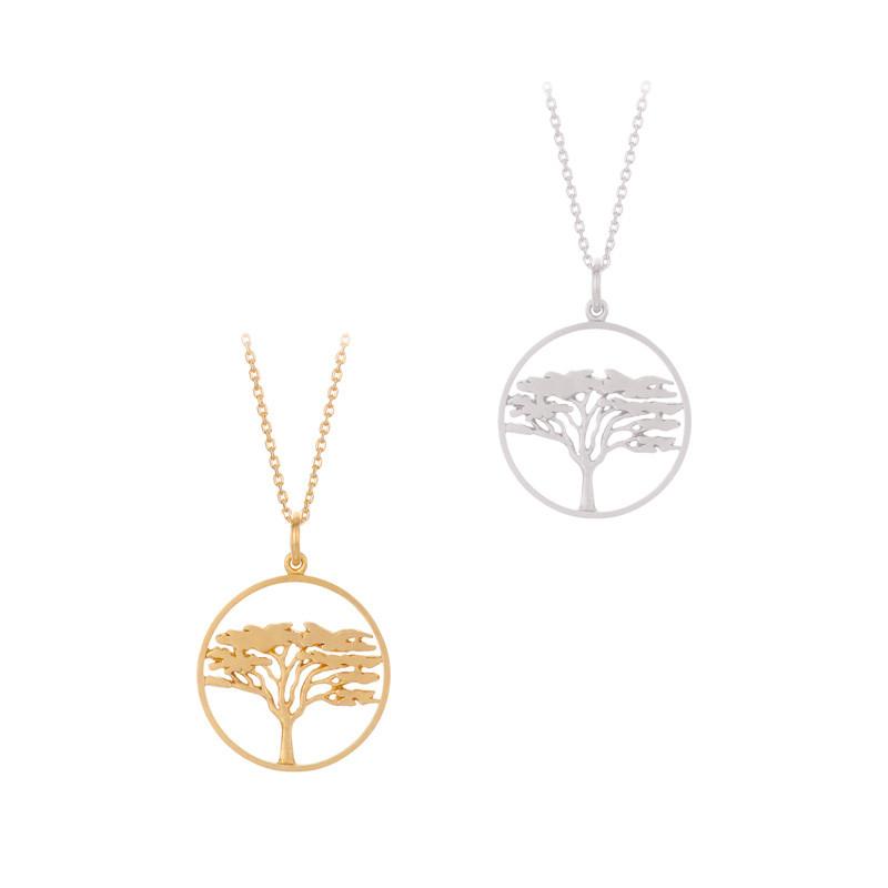 Acacia Necklace